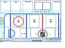 Statis-Pro Hockey NHL  WHA Compatible Game Parts via .pdf