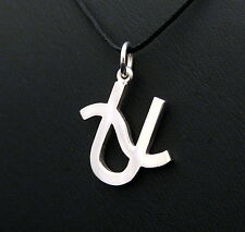 NEW OPHIUCHUS ZODIAC PENDANT SIGN STERLING SILVER GIFT STRING BY JOLLER