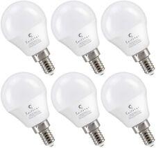 A15 LED Bulbs 6 Watts 60-Watt E12 Small Candelabra Base Standard NEW