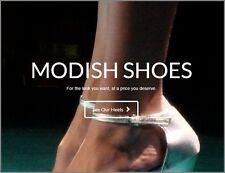 """Chaussures Femmes site web Business Jusqu'à £ 105.53 A vente."""" 9000 visiteurs par mois"""""""