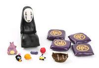 Studio Ghibli Spirited Away Faceless Man PVC Figure Toy Balance Game