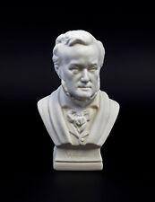 Busto Wagner BISQUIT Socket ENS Rudolstadt Turingia h13, 5cm 9941498#