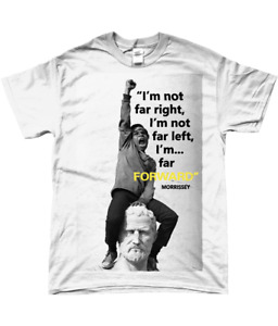 MORRISSEY - 'FORWARD' - Tour Shirt 2020 - The Smiths
