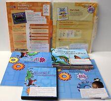 Gear Up,Ell Fluency Kit: Grade 1-2 Guided Reading,ELL Lesson Plans,DVD,Books (9)