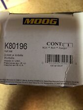 Moog K80196 Ball Joint Direct Fit Front Upper