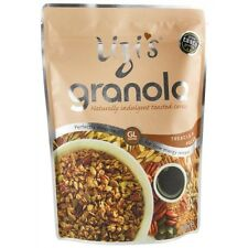 Lizi's Granola Treacle And Pecan Breakfast Cereal 400g