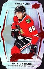 2016-17 Upper Deck MVP Colors and Contours #200 Patrick Kane, Checklist