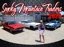 2020 Smoky Mountain Traders Calendar Classic Cars Muscle Cars & Our Models