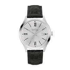 Caravelle New York Men's Quartz Black Band Calendar Window 41mm Watch 43B143