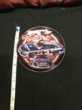 2001 Dale Earnhardt Sr Hamilton Collection Collectors Plate