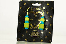 NEW AnUNe- For You Sipellas Earrings No 208, 1 Pair, Silicone Jewelry, women