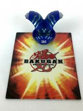 Bakugan Battle Brawlers Blue Aquos 300 G & Random Card Spin Master Sega Toy