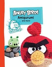 ANGRY BIRDS - Amigurumi and More ARTS & CRAFTS CROCHET (2014 New Paperback)