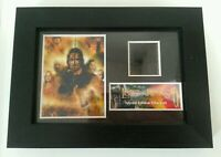 "LOTR - LOTR The Return Of The King Special Edition Film Cell 35mm 19""X13"" Framed"