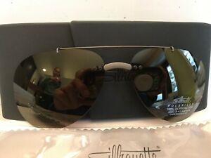 Silhouette 5090/A2 0101 59mm Polarized UVProtection Authentic Replacement Lenses