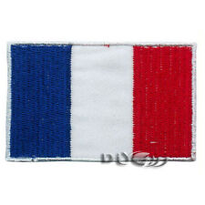 France National Flag Patch Embroidered  Sew or Iron on Patch DIY Material