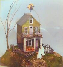 Dollhouse Miniature 1:144 Scale Kit Spooky Hollow House, 3417