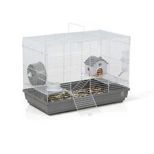 Criceti gabbia gabbia per roditori piccoli animali gabbia topi GABBIA CON PEDALI CIOTOLA Bottiglia