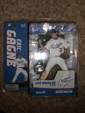 Eric Gagne McFarlane Series 12 **White Jersey** Los Angeles Dodgers STAR!!!