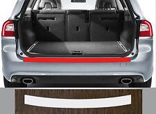 Lackschutzfolie Ladekantenschutz transparent Volvo V70 ab 2007 auch Facelift