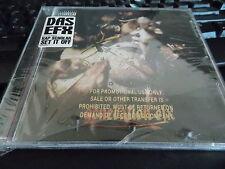 Generation EFX (PA) by Das EFX (CD,1998, Elektra (Label)) Factory Sealed Promo