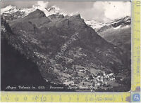 Alagna Valsesia (Vercelli) - 1952 - Cartolina - Postcard