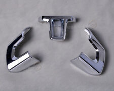 Chrome Steering Wheel trim Cover for VW GOLF 6 MK6 2009-2011 POLO 2011 2012 Bora