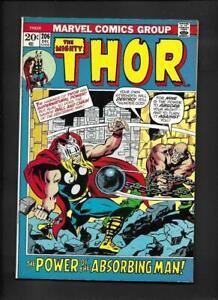 Thor 206 VF+ 8.5 Hi-Res Scans