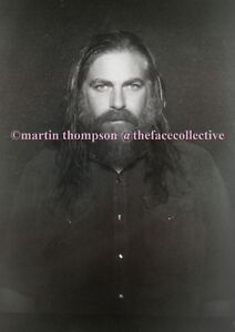 THE WHITE BUFFALO NUMBERED LIMITED EDITION FINE ART PORTRAIT LTD GICLEE PRINT