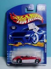 Hot Wheels  Austin Healey  2001 Collector #167  A