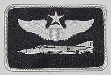 Patch us air force, GAF Uniform Insignia senior piloto f-4 Phantom... a3572
