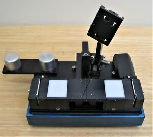 CINETRIM 35 MM STRAIGHT AND DIAGINAL PROFESSIONAL FILM TAPE SPLICER (NEW) (NOTE)