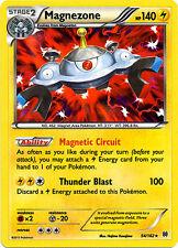 Pokemon XY BREAKthrough Magnezone 54/162 Holo Rare Card