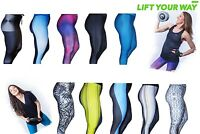 Gym Workout Leggings - for Squats, Yoga, Pilates, CrossFit, General Fitness.