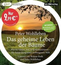 EV*14.5.2018 Peter Wohlleben: Das geheime Leben der Bäume HÖRBUCH