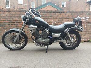 1990 Yamaha XV535 Virago, 35,500 Miles
