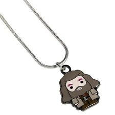 Hagrid Silver plated Necklace Official Harry Potter Merchandise geek