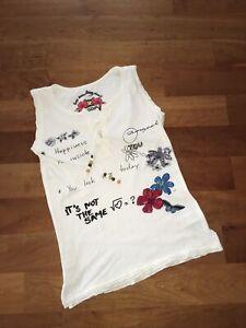 Desigual TS Shirt Top  Gr S / 36 Neu Ohne Etikett