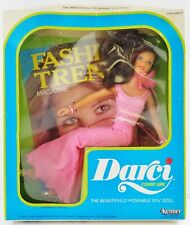 "Kenner Darci Cover Girl The Beautiful Poseable 12.5"" Doll 1979 No. 47000 NRFB"
