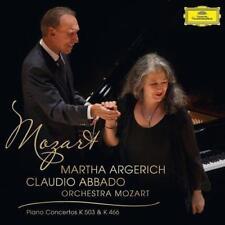 Mozart: Klavierkonzerte 20 & 25 von Martha Argerich (2014)
