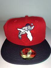New Era MILB Brevard County Manatees Minor League Baseball Hat Cap NWT 7 3/8