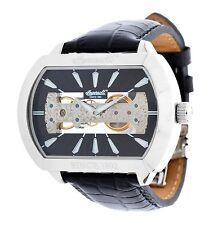Ingersoll Herren Armbanduhr Portland Schwarz IN7907BK