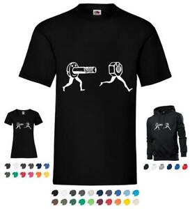 Schraube jagt Mutter T-Shirt / Pullover / Hoodie