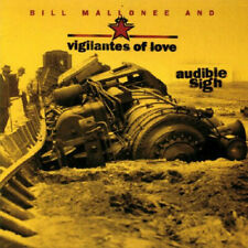 "Bill Mallonee And Vigilantes Of Love –""Audible Sigh""- Folk Rock U.S. CD-New 2000"
