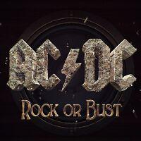 AC/DC - ROCK OR BUST  VINYL LP + CD NEU