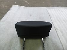2001-2006 BMW E46 M3 REAR SEAT HEADREST HEAD REST LEATHER BLACK OEM 3141