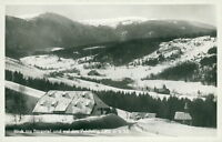 Ansichtskarte Blick ins Bärental und auf dem Feldberg (Nr.9167)