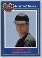 1990  CAL RIPKEN JR. - JUMBO SUNFLOWER SEEDS Baseball Card # 23 - ORIOLES