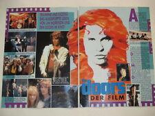 The Doors Val Kilmer Ryan Jim Morrison Gloria Estafan Vespa clippings Germany