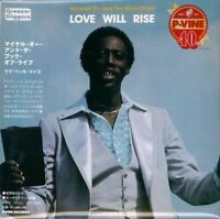 MICHAEL ORR & THE BOOK OF LIFE-LOVE WILL RISE-JAPAN MINI LP CD F30